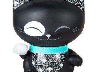 Mani The Lucky Cat - Charms Zen - Mani The Lucky Cat - Little Geek