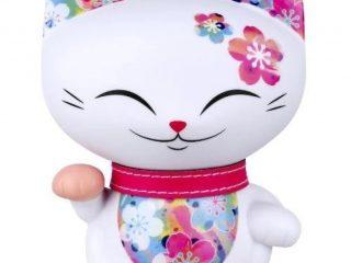 Mani The Lucky Cat - Figurine Mani 018