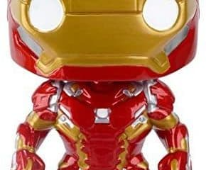 Marvel Captain America Civil War Funko Pop Iron Man - Funko POP!/Pop! Marvel - Little Geek