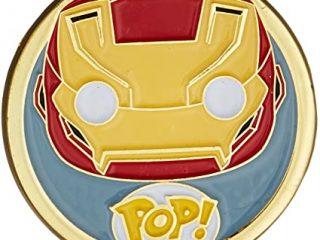 Marvel Comics Funko Pop Pins Badge Iron Man