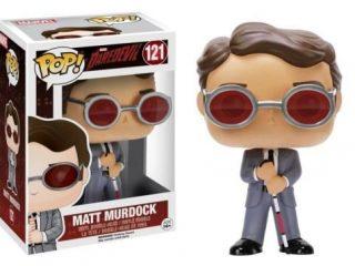 Marvel Daredevil Funko Pop Matt Murdock - Funko POP!/Pop! Marvel - Little Geek