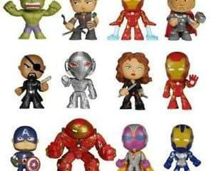 Marvel Funko Mystery Minis - Avengers L'ère d'Ultron