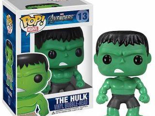 Marvel Funko POP Age Of Ultron Hulk Glow In The Dark - Funko POP!/Pop! Marvel - Little Geek