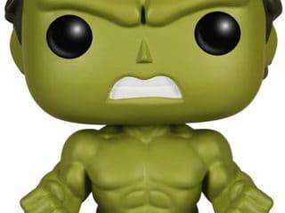 Marvel Funko Pop Avengers Age Of Ultron Pocket Hulk - Funko POP!/Pop! Marvel - Little Geek