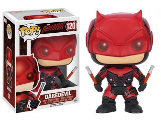 Marvel Funko Pop DareDevil Red # - Funko POP!/Pop! Marvel - Little Geek