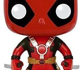 Marvel Funko Pop Deadpool Two Swords - Funko POP!/Pop! Marvel - Little Geek