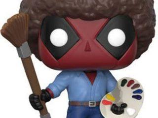 Marvel Funko Pop Deadpool X-men Exclusive Color # - Funko POP!/Pop! Marvel - Little Geek