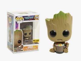 Marvel Funko POP figurine Guardians of the Galaxy Groot - LG