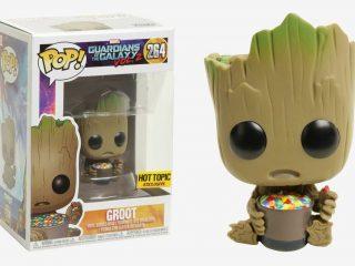 Marvel Funko Pop Gardiens de la Galaxy Baby Groot - Funko POP!/Pop! Marvel - Little Geek