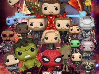 Marvel Funko Pop Gardiens de la Galaxy Thanos Oversized - Funko POP!/Pop! Marvel - Little Geek