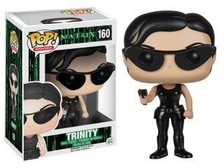 Matrix Funko Pop Figurine Trinity - Funko POP!/Pop! Cinéma - Little Geek