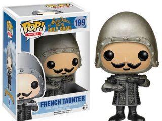 Monty Python Sacré Graal Funko Pop French Taunter