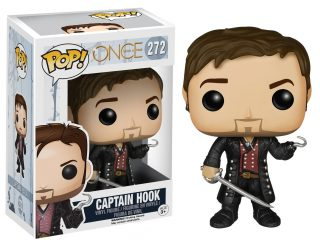 Once Upon A Time Funko Pop Captain Hook - Funko POP!/Pop! Once Upon A Time - Little Geek