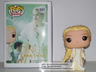 Once Upon A Time Funko Pop Emma Swan - Funko POP!/Pop! Série TV - Little Geek