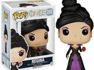 Once Upon A Time Funko Pop Regina - Funko POP!/Pop! Once Upon A Time - Little Geek