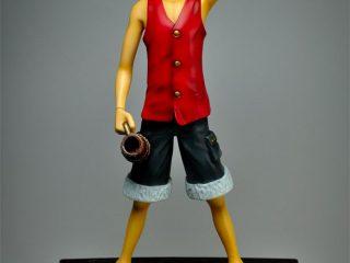 One Piece Figurine PVC Luffy 30cm - édition limitée