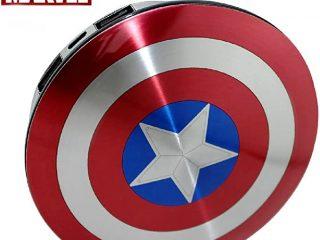 Préco - Batterie Nomade Avengers Captain America 6.800 mAh