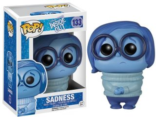 Préco - Disney Funko Pop Vice Versa Sadness