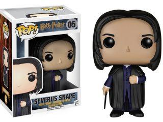 Préco - Harry Potter Funko Pop Severus Rogue/Snape - Little Geek