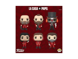 Préco - Once Upon A Time Funko Pop Pack 6 Figurines