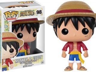 Préco - One Piece Funko Pop Monkey D. Luffy