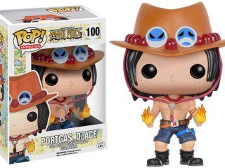 Préco - One Piece Funko Pop Portgas D. Ace