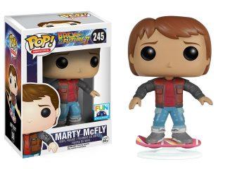 Retour Vers le Futur Funko POP figurine Marty McFly - Little Geek