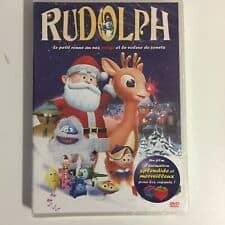 Rudolph, le petit Renne au nez Rouge Funko POP figurine Santa Claus #