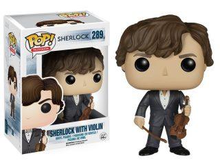 Sherlock Funko Pop Sherlock Holmes - Funko POP!/Pop! Sherlock - Little Geek