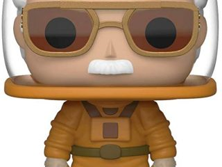 Stan Lee Funko Pop Superhero Stan - Funko POP!/Pop! Marvel - Little Geek
