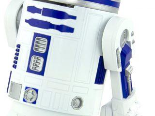 Star Wars aspirateur de bureau USB R2-D2 13 cm - Electronique - Little Geek