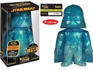 Star Wars Funko Hikari Premium Hologram Darth Vader - Hikari Japanese Vinyl - Little Geek