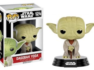 Star Wars Funko Pop Dagobah Yoda - Funko POP!/Pop! Star Wars - Little Geek