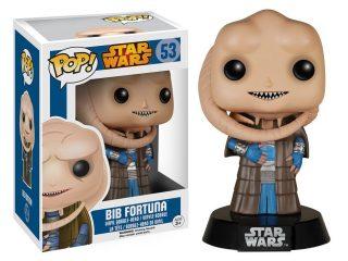 Star Wars Funko POP figurine Bib Fortuna - Funko POP!/Pop! Star Wars - Little Geek