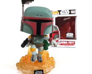 Star Wars Funko POP figurine Boba Fett - Funko POP!/Pop! Star Wars - Little Geek