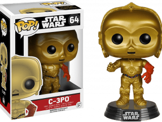 Star Wars Funko POP figurine C3PO # - Funko POP!/Pop! Star Wars - Little Geek