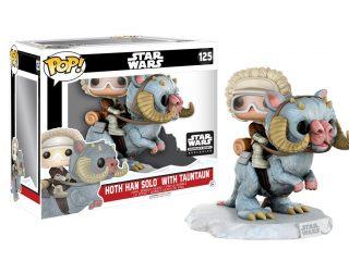 Star Wars Funko Pop Han Solo Hoth Outfit - Funko POP!/Pop! Star Wars - Little Geek