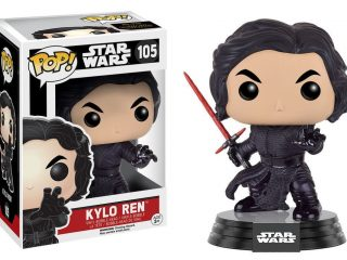 Star Wars VII The Force Awakens Funko Pop Kylo Ren Exclusive - Funko POP!/Pop! Star Wars VII: The Force Awakens - Little Geek