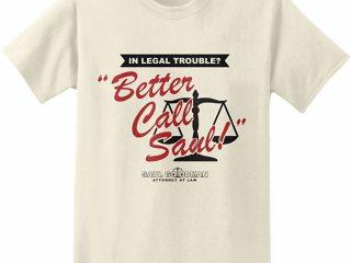 T SHIRT Breaking Bad Better call Saul - T-Shirts - Little Geek