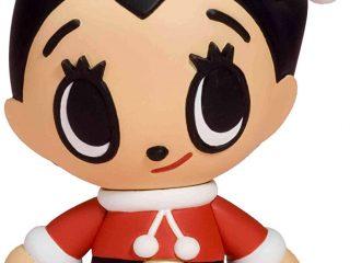 Tezuka Moderno Labo Organic figure Astro Santa Version 10cm