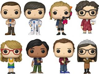 The Big Bang Theory Funko POP figurine Sheldon