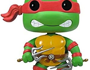 Tortues Ninja TMNT Funko POP figurine Raphael