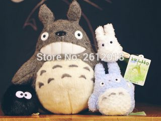 TOTORO attache cordons - Lot de 2