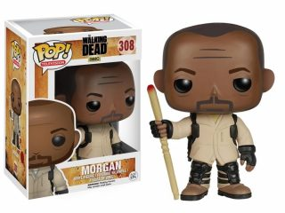 Walking Dead Funko POP Morgan
