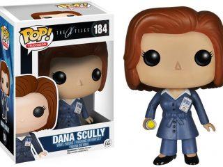 X Files Funko POP Vinyl Dana Scully - Funko POP!/Pop! Série TV - Little Geek